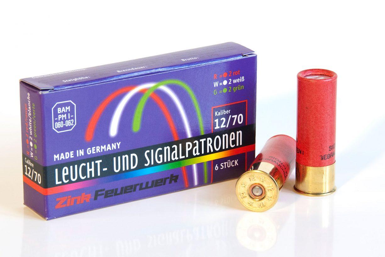 Leucht- und Signalpatronen für Jagdgewehre